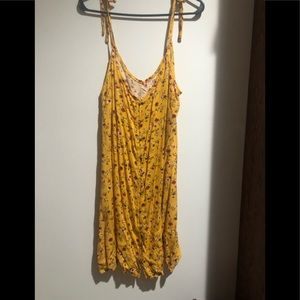 Brand new! Yellow dress from Tillys!